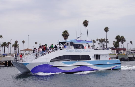 Review Of Harbor Breeze Long Beach Cruise Ca Tripadvisor