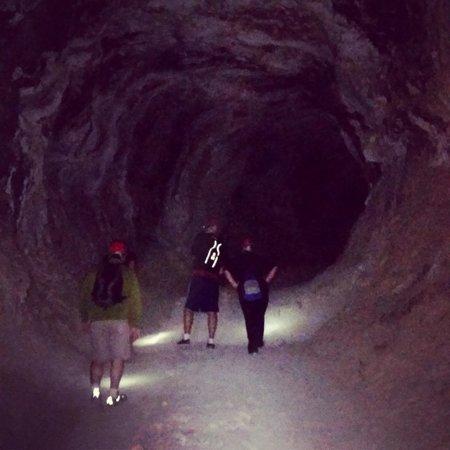 Wanderlust Tours: Skeleton cave