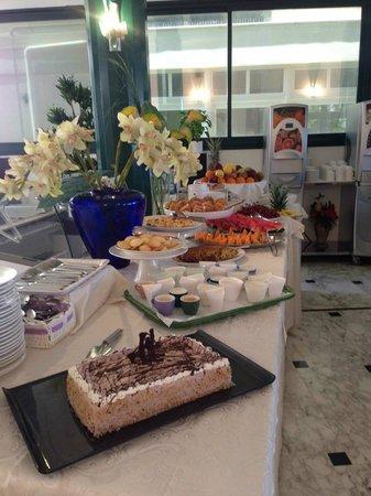 Park Hotel Cattolica: buffet