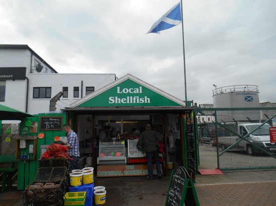 Oban Seafood Hut: DON'T MISS IT!