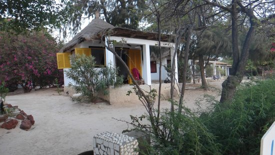 Le Bazouk du saloum : Une Chambre