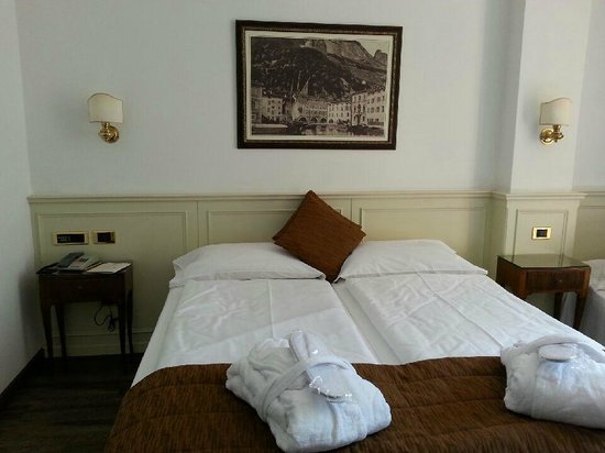Hotel Sole Relax & Panorama: la stanza