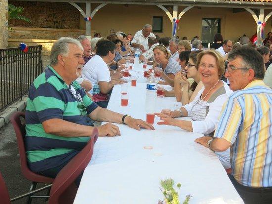 Domaine le Magnolia: Special Celebration