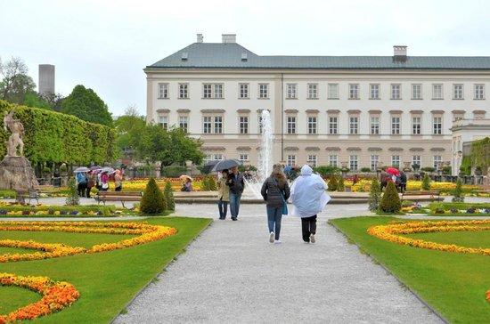 Palais et jardins de Mirabell : palacio Mirabel