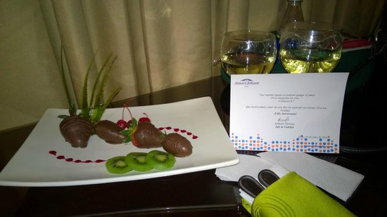 Howard Johnson Hotel Quito: detalles