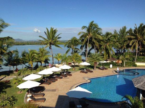 Jalsa Beach Hotel & Spa - Mauritius: Deluxe sea view