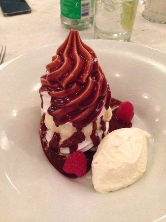 Sturehof : Court dessert