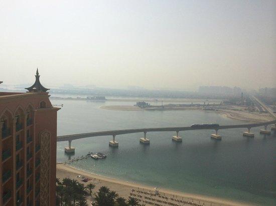 Atlantis, The Palm: Palm View
