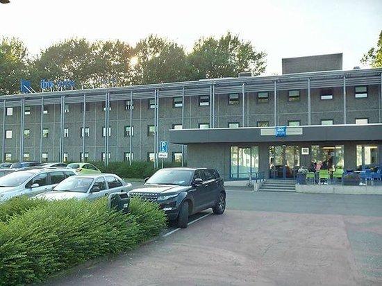 Ibis Budget Amsterdam Airport: Toegang, ook voor gehandicapten.