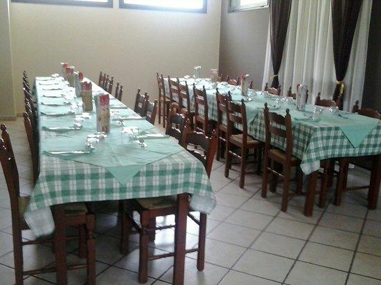 Felizzano, Italien: Interno sala