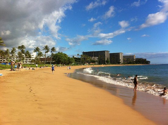 Kaanapali Beach Hotel: lovely beach