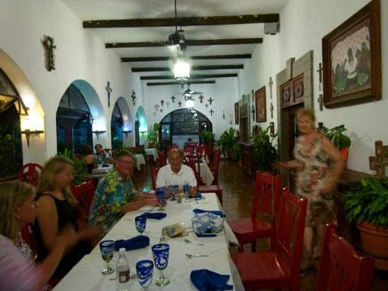 Casa Mission: The Main Dining Room