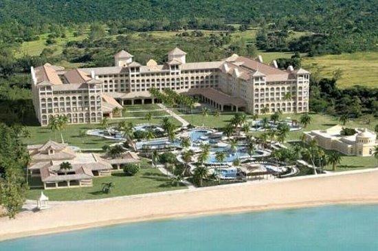 Hotel Riu Guanacaste: Hotel & beach