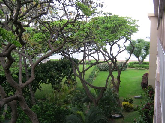 Kaanapali Beach Hotel: view from room