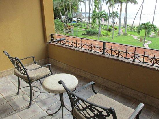 Hotel Tamarindo Diria: Sunset Premium view, balcony