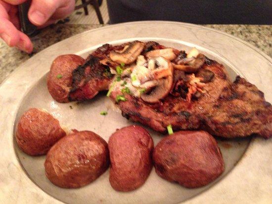Remoulade : Steak
