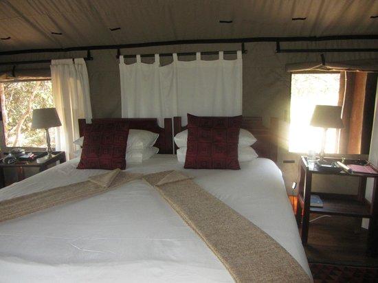 Ichingo Chobe River Lodge - Zambezi Queen Collection : Room