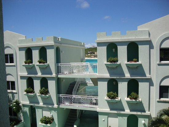 Oyster Bay Beach Resort: ocean view