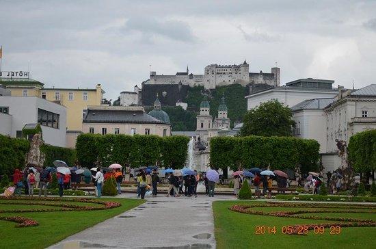 Palais et jardins de Mirabell : ミラベル宮殿3