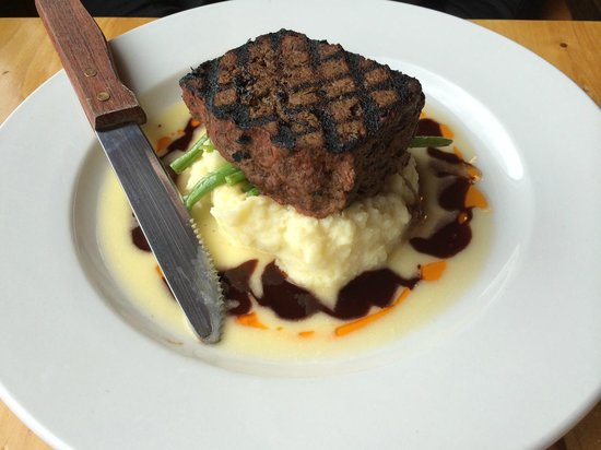 The Twin Lakes Inn: Game Meatloaf