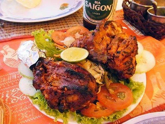 Omar's Tandoori cafe : 003