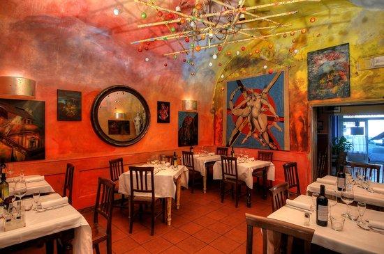 La Cucina del Garga: Sala Rapisardi
