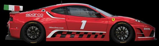 Dream Racing : The F430 Race Car