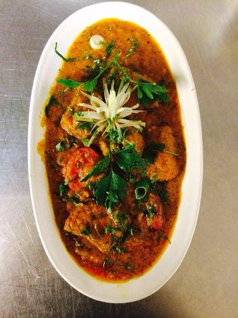 Palace Tandoori west drayton middlesex: Here's some of the fabulous dishes at palace