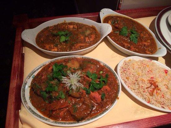 Palace Tandoori west drayton middlesex: Palace tandoori fabulous dishes