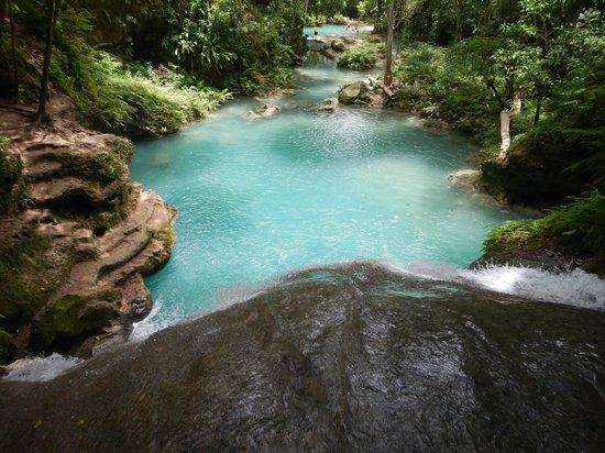 Liberty Tours Jamaica - Day Tours: Blue Hole