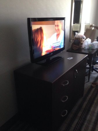 Holiday Inn Express Sea World: TV