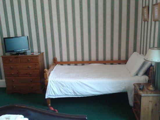 Ashurst Lodge: and a single