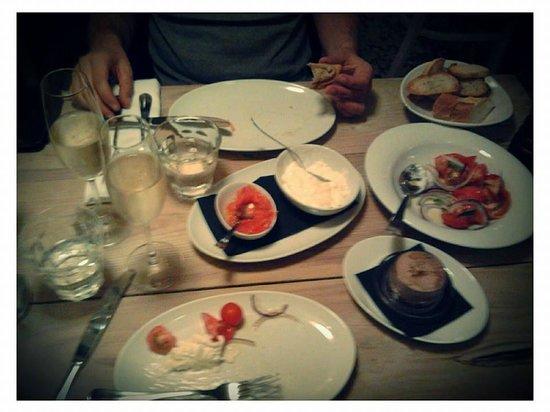 Lo De Flor: Food Heaven!