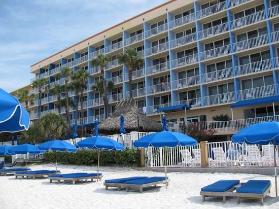 Doubletree Beach Resort by Hilton Tampa Bay / North Redington Beach: Georgeous
