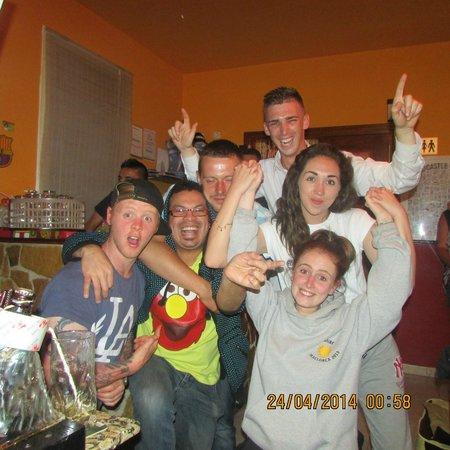 Sanddancers : Party people