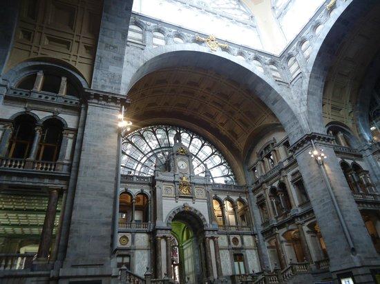 Central Station: Interior da Estação