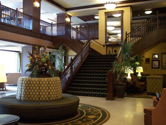 Hotel Julien Dubuque: Lobby