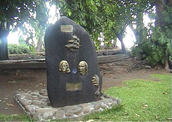 Point Venus: Bounty Memorial