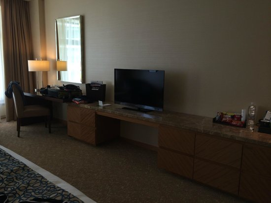 Swissotel Al Ghurair Hotel: Lots of room