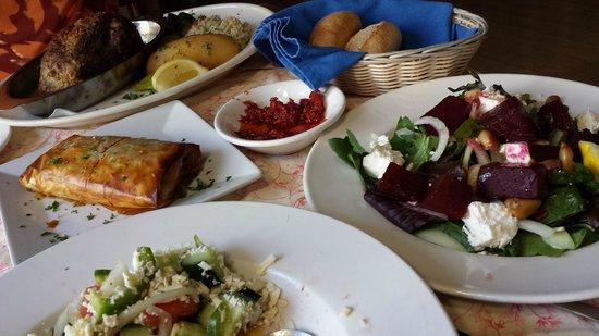 Theo's Restaurant: More food (om nom)