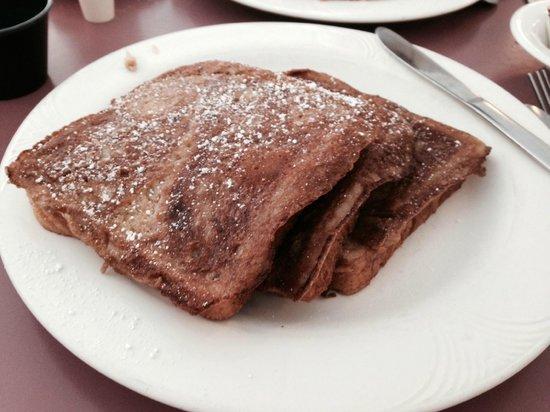 Cafe Beach Club: Yummy French Toast