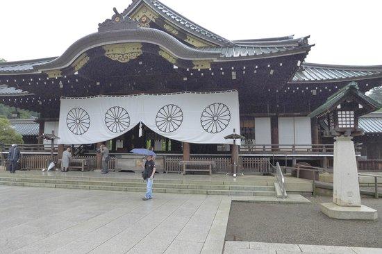 PLANE - Picture of Yasukuni Shrine, Chiyoda - TripAdvisor