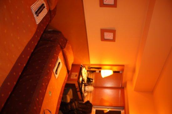 Hotel Listel Shinjuku: Habitacion