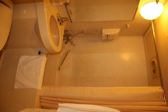 Hotel Listel Shinjuku: Baño