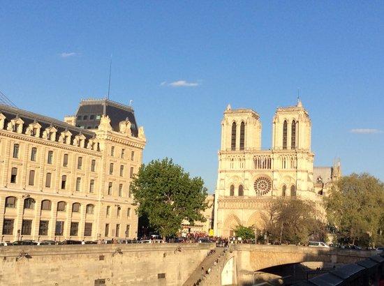 L'Open Tour: Notre Dame