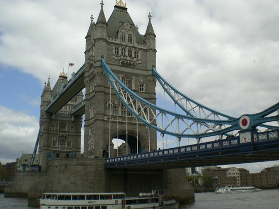 Puente Tower Bridge: Tower Bridge