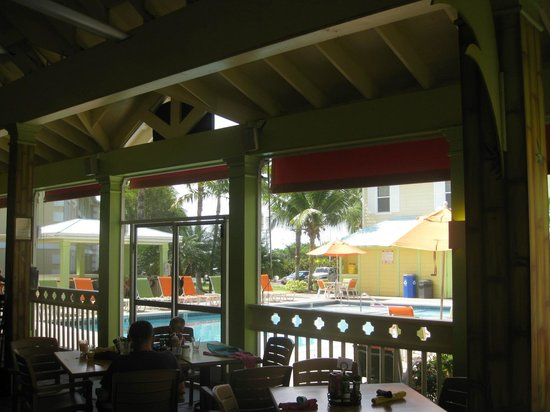 Inside view of Sunshine Grill