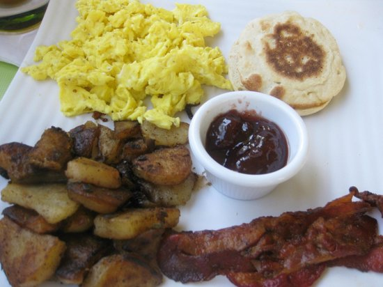 Sunshine Grill : Breakfast
