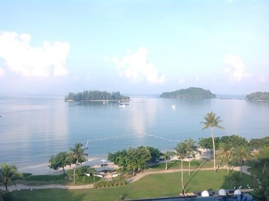 The Danna Langkawi: beautiful morning