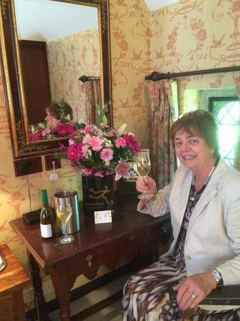 Bailiffscourt Hotel: Happy birthday mum